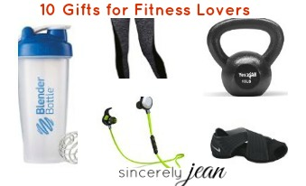Top 10 Gifts for Fitness Lovers
