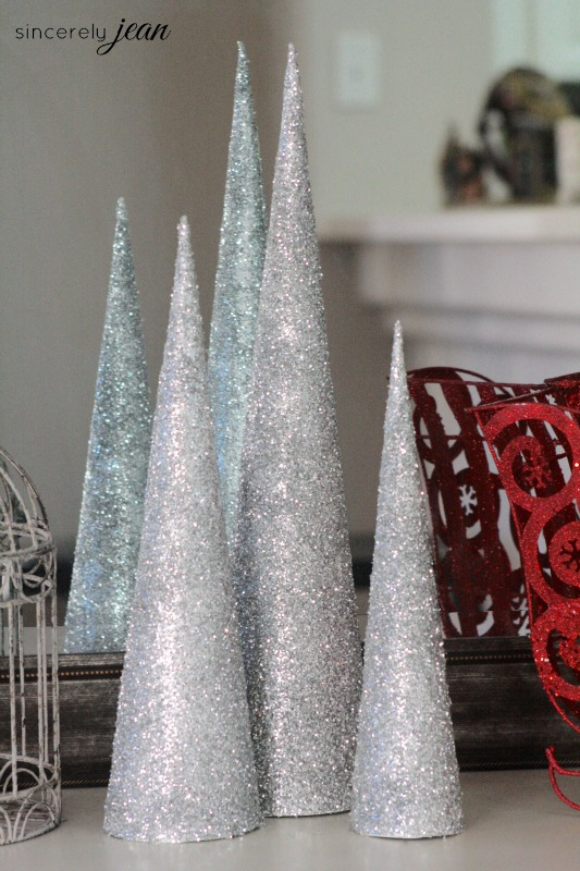 DIY Cone Christmas Tree