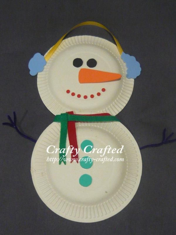 20 Kids Christmas Crafts Roundup Sincerely Jean