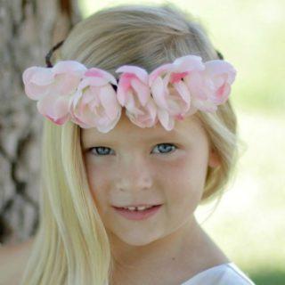DIY Flower Crown   www.sincerelyjean.com