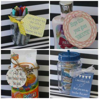 5 simple teacher gift ideas