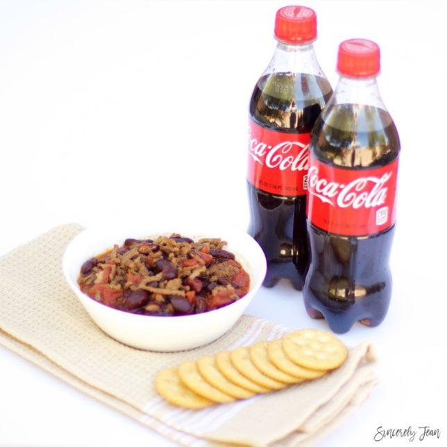 5 Ingredient Coca-Cola Chili