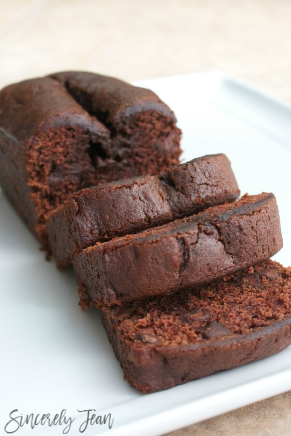 Chocolate Chip Banana Bread- easy recipe- delicious and fast